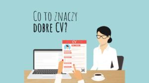 CV Programisty – Dobre CV