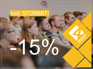 4developers StormIT kod