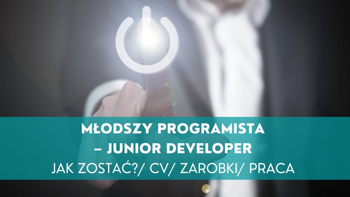 Młodszy programista (Junior developer)