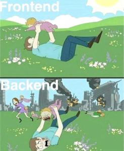 Backend Developer, Back end developer IV
