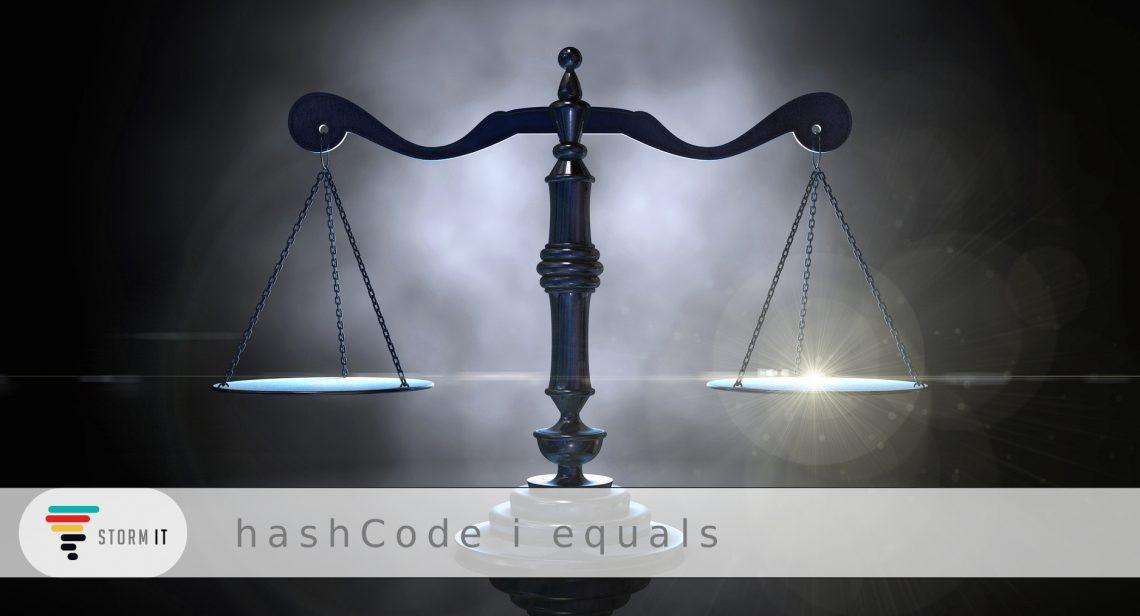 hashCode i equals