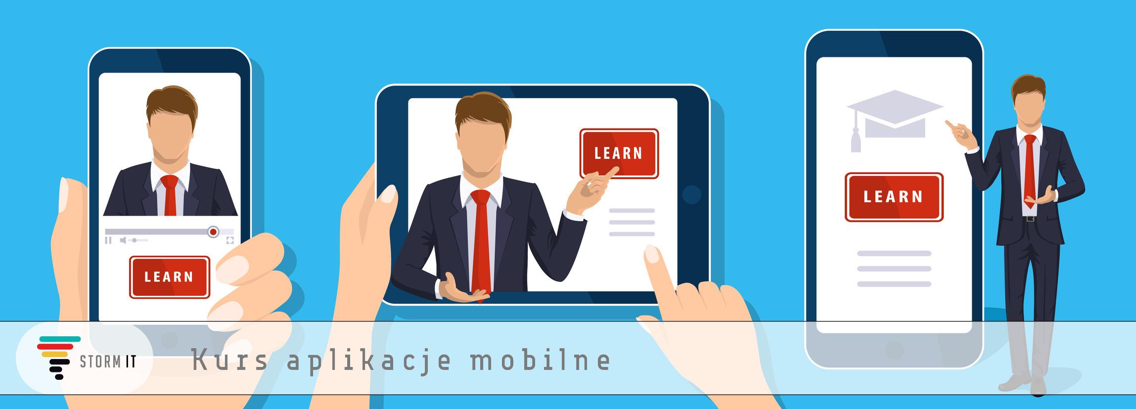 Kurs aplikacje mobilne