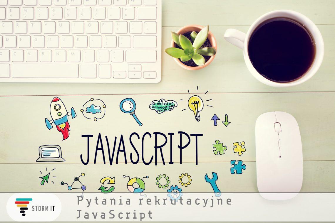 Pytania rekrutacyjne JavaScript