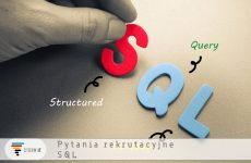 Pytania rekrutacyjne SQL