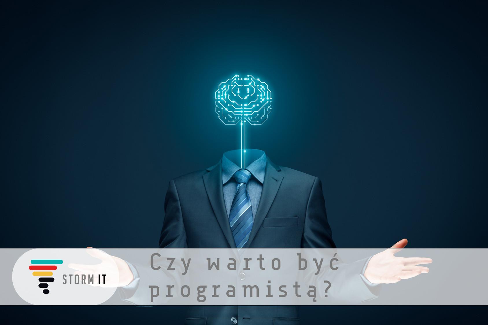 Czy warto być programistą?